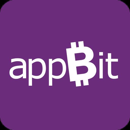appBit - Bitcoin Wallet 財經 App LOGO-硬是要APP