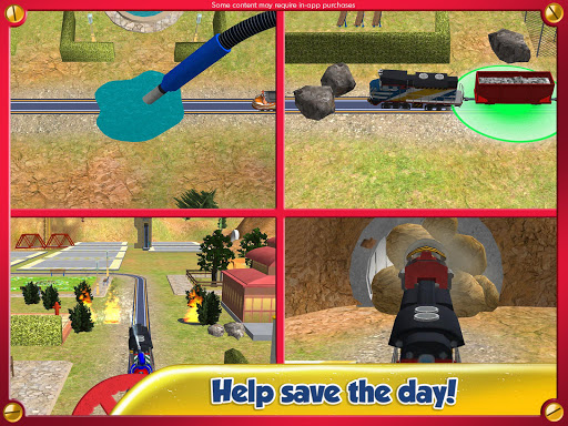 Chuggington Ready to Build screenshot 12