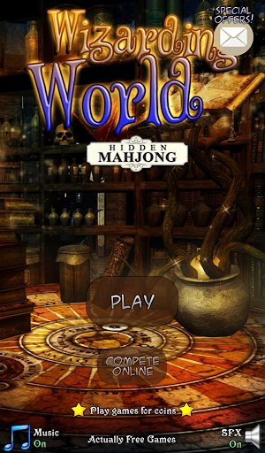 Mahjong: Wizarding World