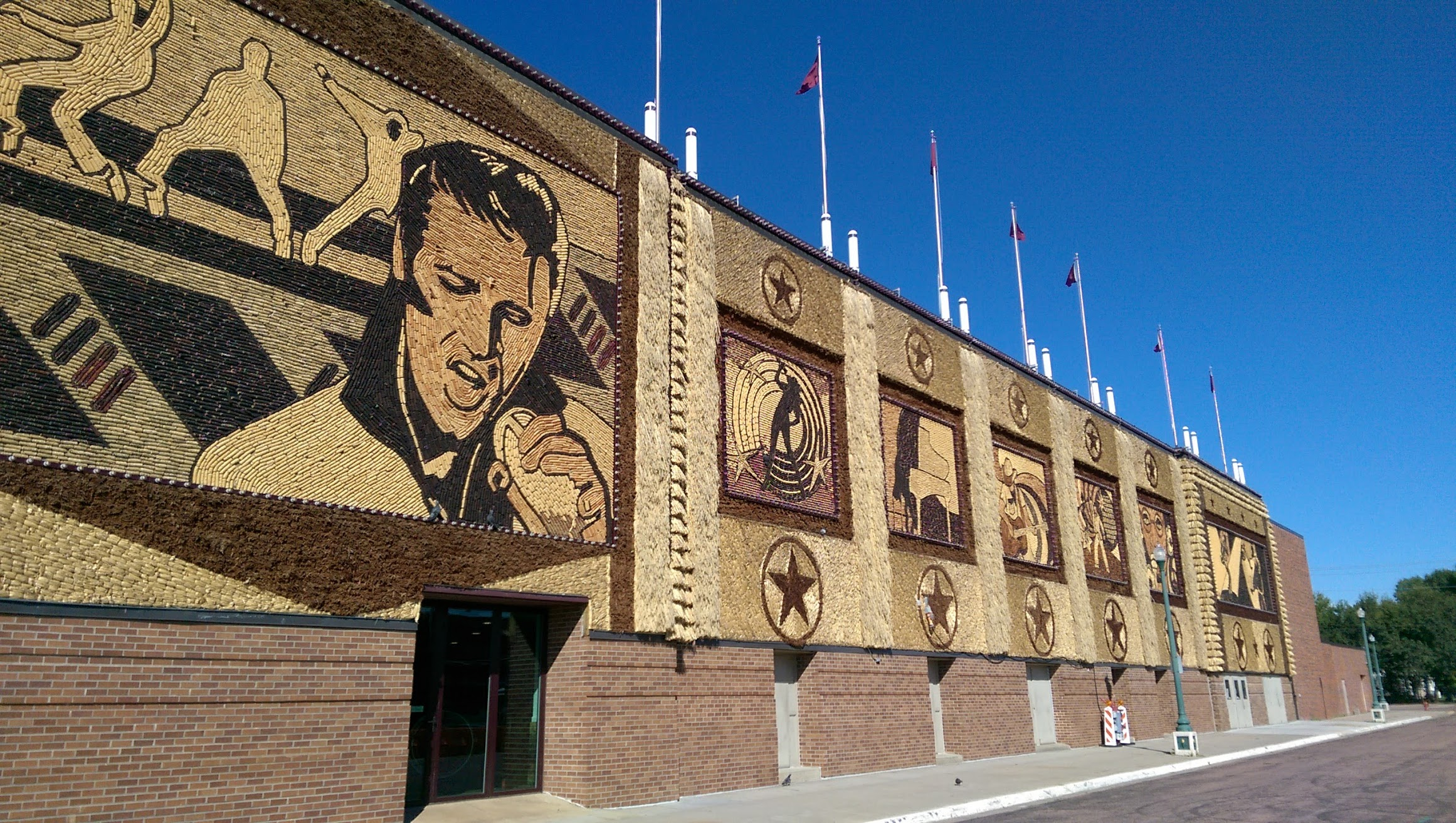 Corn Palace Rock of Ages
