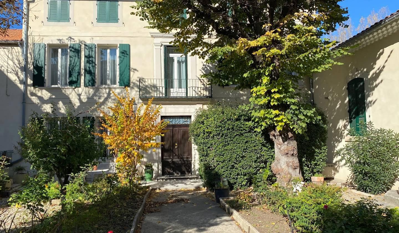 Hôtel particulier avec jardin Avignon