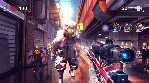 UNKILLED - Zombie Games FPS 2.0.10 screenshots 16