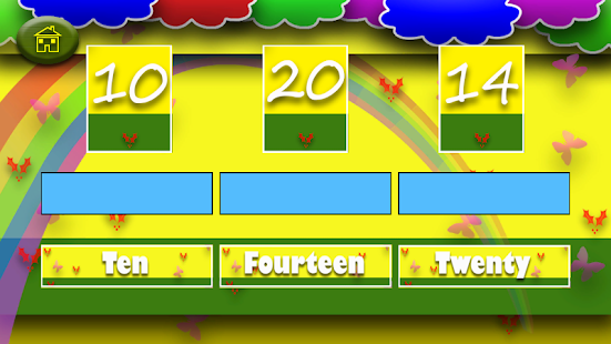 Kids Numbers Spelling Pro- screenshot thumbnail