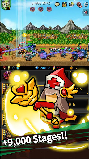 LINE Endless Frontier 2.0.4 screenshots 3