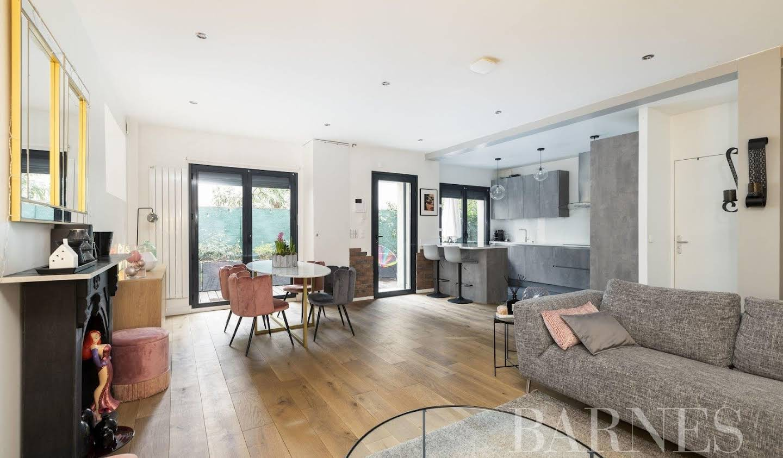 Maison avec terrasse Levallois-Perret
