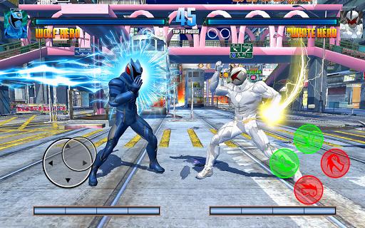 Legend Hero Super Dino Fight Ranger Ninja Warrior 10.0 screenshots 2