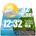 Hourly Weather Widget for 2018 APK