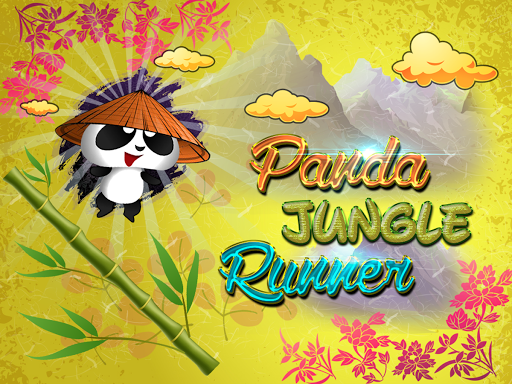 Panda Jungle Runner