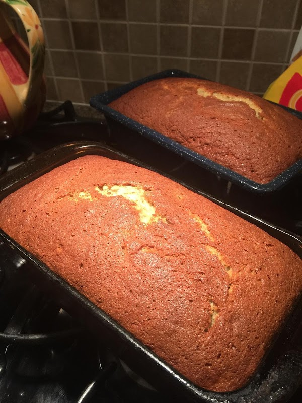 Atlanta Banana Bread Recipe