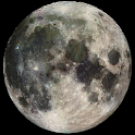 Real Moon 3D icon