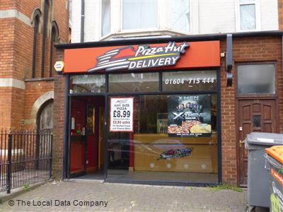 Pizza Hut Delivery On Kingsley Park Terrace Pizza Takeaway