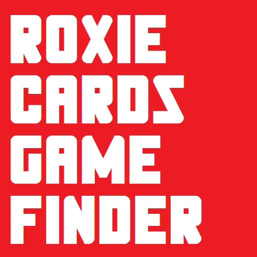 Roxie Cards Game Finder
