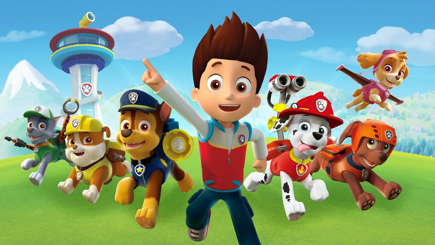 Watch PAW Patrol live