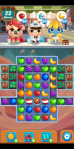 Juice Jam - Puzzle Game & Free Match 3 Games screenshot 12