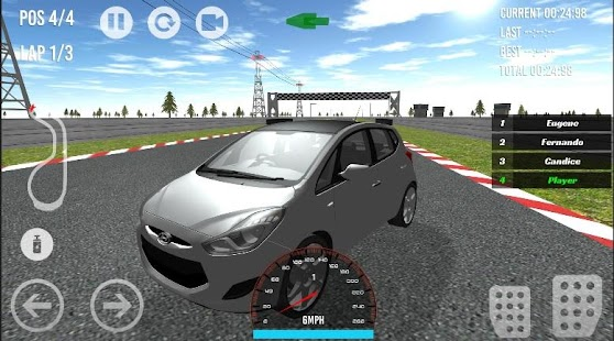 Accent-i20-Santa Cross Racing for PC-Windows 7,8,10 and Mac apk screenshot 9