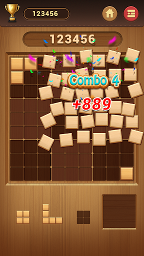 Wood Blockudoku Puzzle - Free Sudoku Block Game moddedcrack screenshots 5