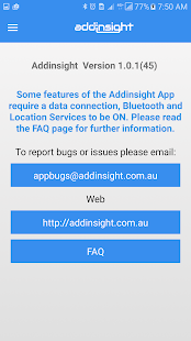 Addinsight- screenshot thumbnail