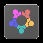 Four Colors Fun Icon