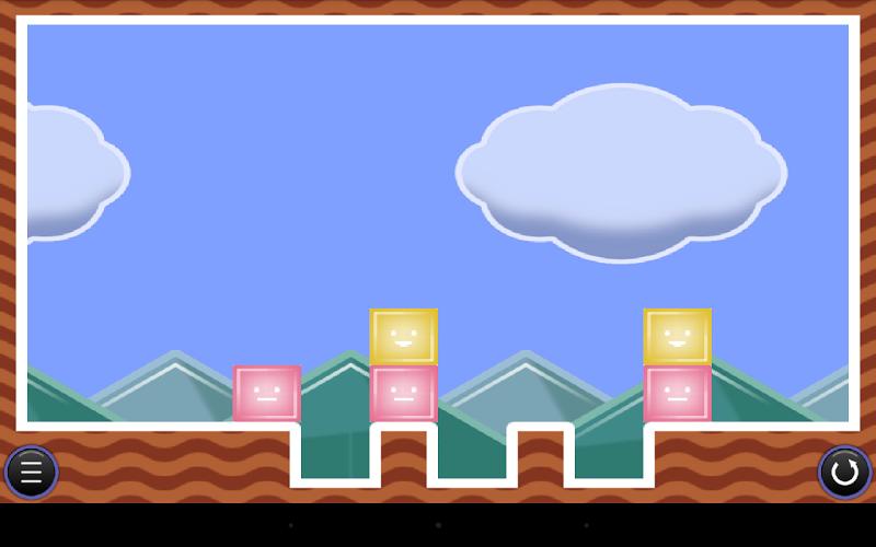 Скриншот Puzzle of Jellies