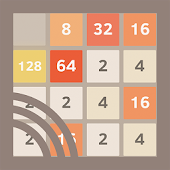 2048 game (Chromecast support)