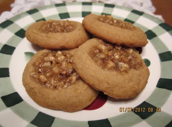 Walnut Frosties Recipe