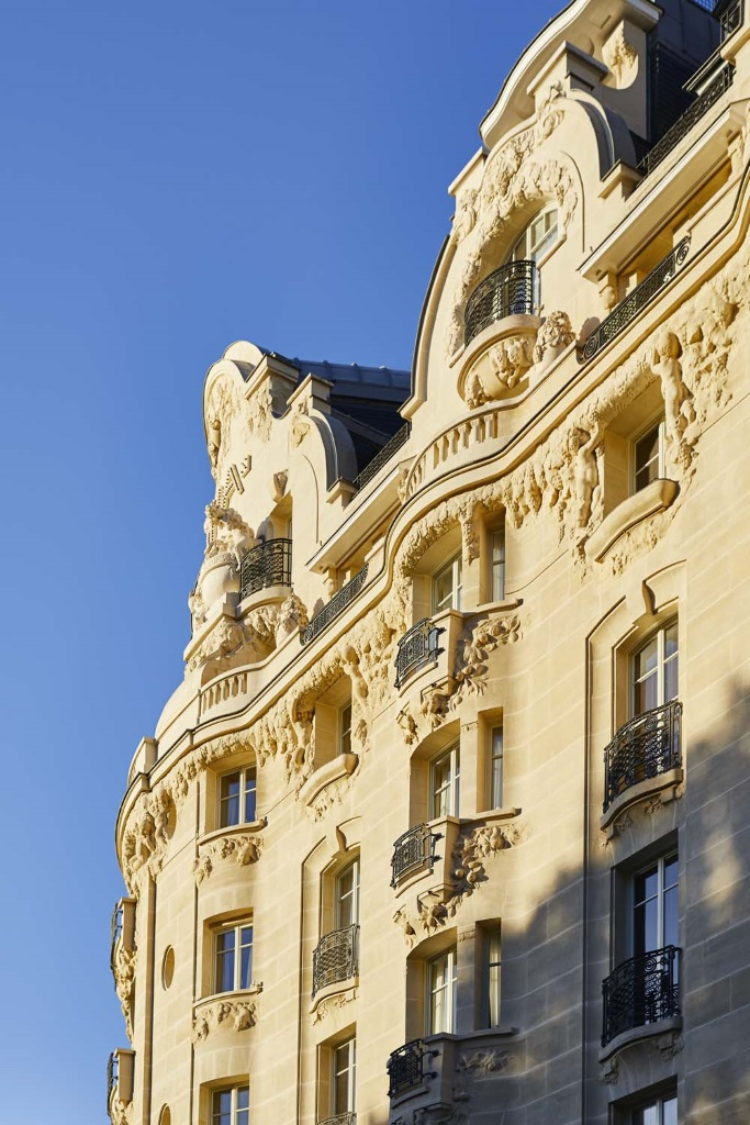 The Lutetia is 'not just any grand hotel. It is a site of memory for many French people'.