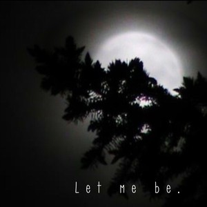 Cover Art for song Let me be.