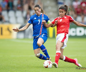 Une star internationale désignée joueuse de l'année en Islande