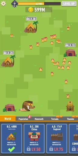 Télécharger Gratuit Idle Disaster Tycoon APK MOD (Astuce) screenshots 1