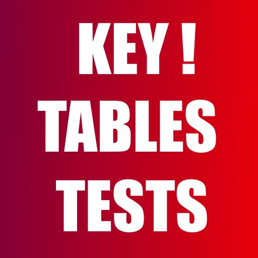 Key to English Tenses