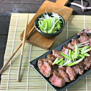 Hoisin Marinated Skirt Steak