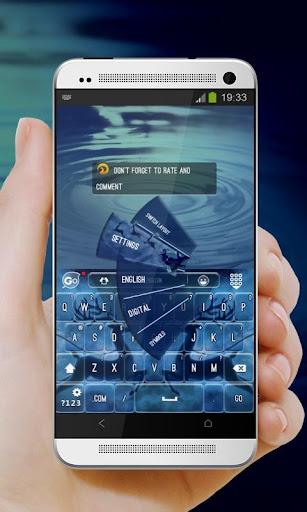 メリークリスマス GO Keyboard|玩個人化App免費|玩APPs