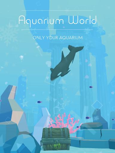 Virtual Orca Simulation game 3D -Aquarium World- 2.0.3 screenshots 7