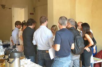 Photo: Stefano Puzzuoli SMS R.I.O.T. La giuria si riunisce per decretare il vincitore...