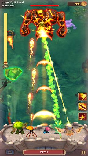 Knight War: Idle Defense Pro 1.0.8 screenshots 3