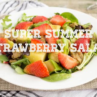 Super Summer Strawberry Salad