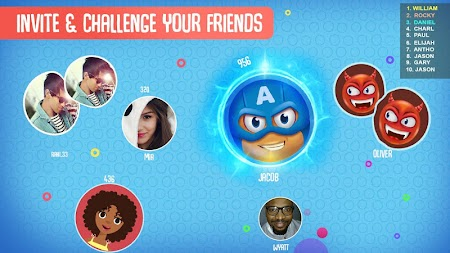 Friends.io APK screenshot thumbnail 13