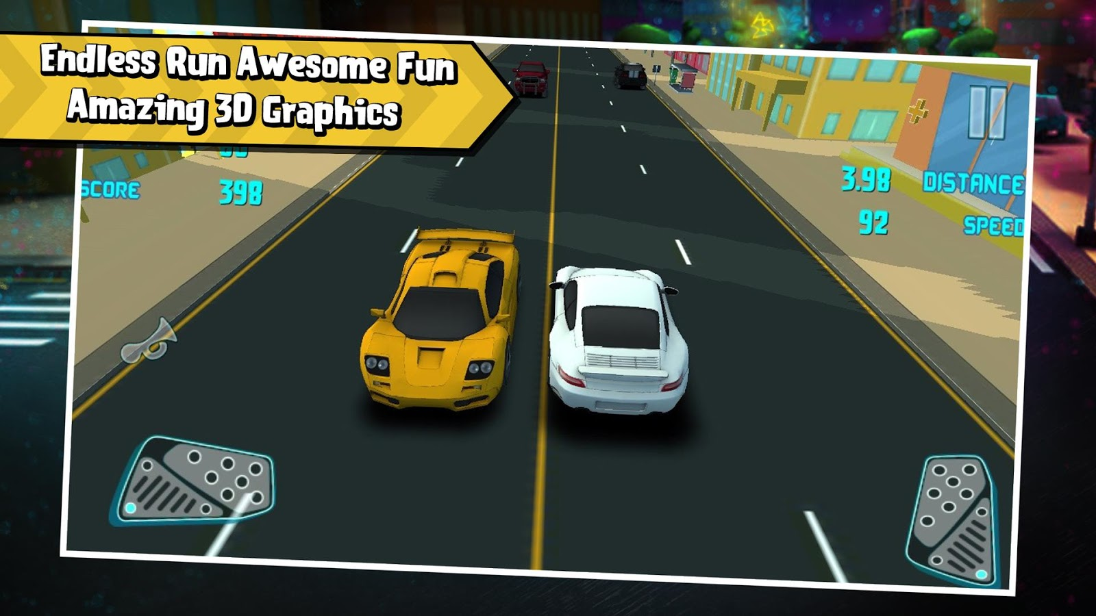 Highway Racing - Extreme Racer- screenshot