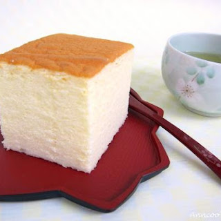 Repost - Japanese Cotton Cheesecake