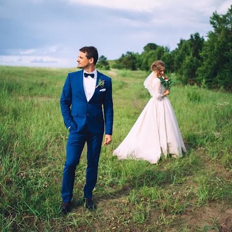 Wedding photographer Ilya Bykov (ilyabykov). Photo of 31.07.2017