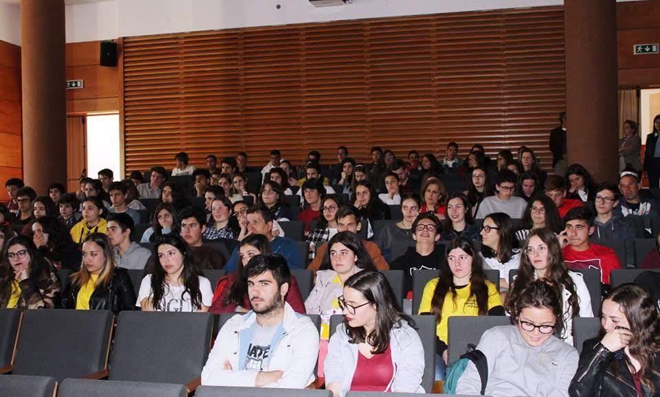 Jorge Rio Cardoso deu dicas para alunos alcançarem sucesso escolar