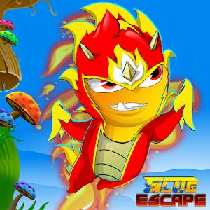 Slug Warrior Escape