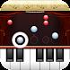 ピアノレッスンPianoMan-人気曲満載の面白無料ゲーム! - Androidアプリ