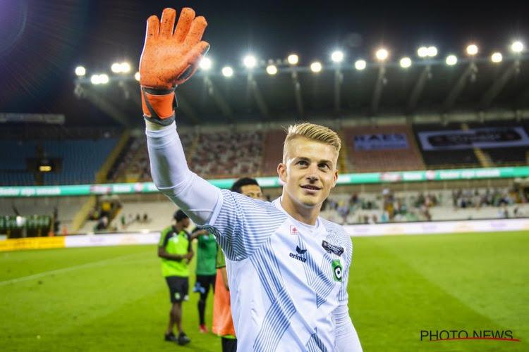 Blijft ex-doelman Cercle in België? Knoop lijkt doorgehakt