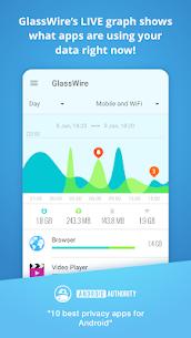 GlassWire Data Usage Monitor Premium v2.0.316r Cracked APK 1