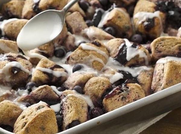 Best Blueberry Monkey Bread Bake Recipe