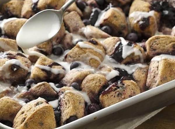 Best Blueberry Monkey Bread Bake Recipe