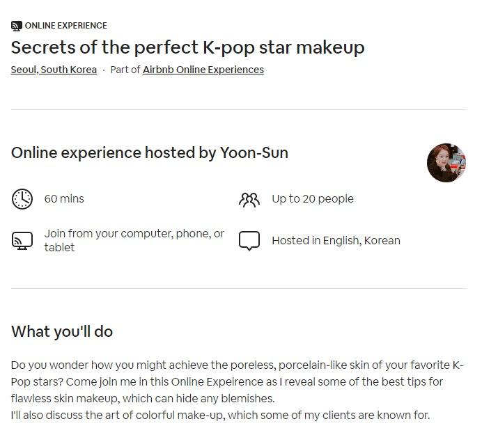 yoonsun airbnb
