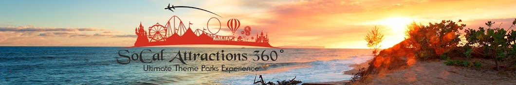 SoCal Attractions 360 Banner