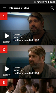 TV3- screenshot thumbnail